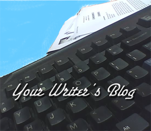 Your Writer's Blog