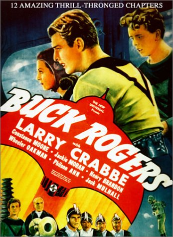 Buck Rogers Serial Poster
