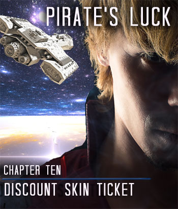 Pirate's Luck Discount Skin Ticket Free Serial Fiction