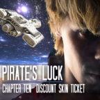 Pirate's Luck Chapter Ten